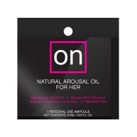 aceite excitante femenino on 0.3 ml