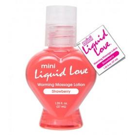 Aceite de Masaje Corazón Fresa