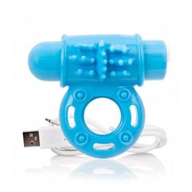 Anillo Vibrador OWow recargable USB Azul