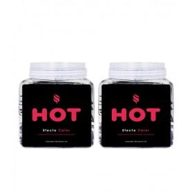 Bowl lubricantes intimos Hot sachet 360 unidades