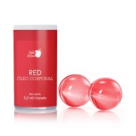 Capsula de Placer Roja con Aroma