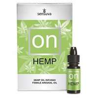 Aceite Excitante ON HEMP