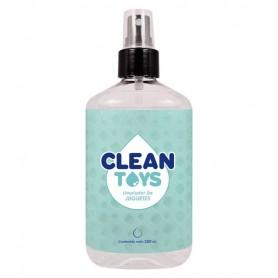 Limpiador de Juguetes Clean Toys