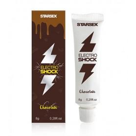 Gel Excitante Electro Shock Chocolate