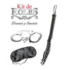 Kit de Roles Dominio y Sumisión