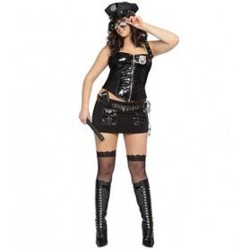 Disfraz Erótico de Policia Talla XXL