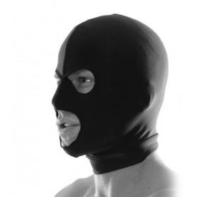 Mascara Spandex Negra