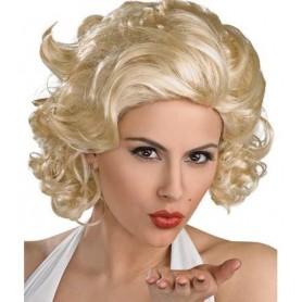 Peluca Marilyn Monroe