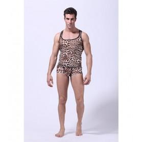 Camiseta Leopardo Starsex Talla XL