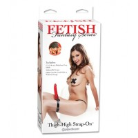 Arnes FF Thigh Strap On Red
